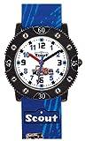Scout Jungen-Armbanduhr Analog Quarz Nylon 280316014