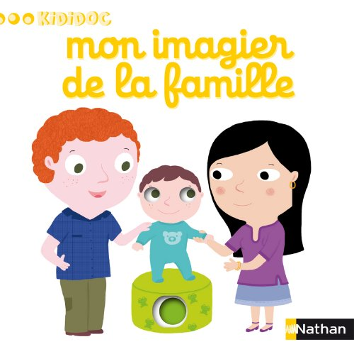 Mon imagier de la famille