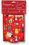 Cooksmart Cats Christmas Double Oven Glove