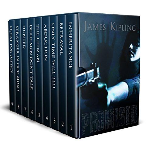Promised Box Set (English Edition) por James Kipling