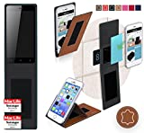 Cover for Gionee Pioneer P5W Case | in Brown Leather |