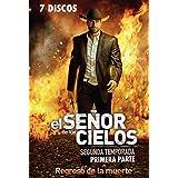 El Señor De Los Cielos Temporada 2 Vol 1 , Serie Tv En Dvd