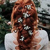 Hettie Gypsophila Wedding Hair Pin x1