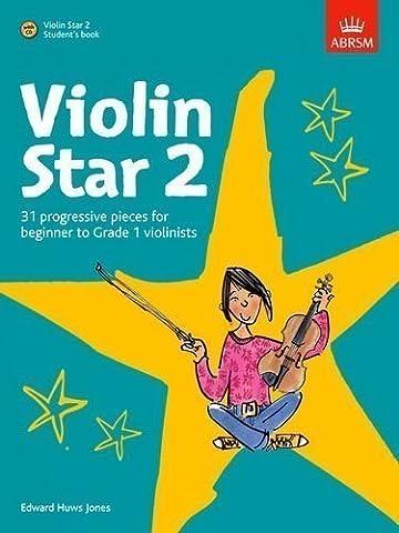 Violin Star 2, Student's book, with CD (Violin Star (ABRSM)) (2011)