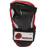 K2 Handgelenkschützer Performance M Wrist Guard - Muñequeras, color negro/gris / rojo, talla M