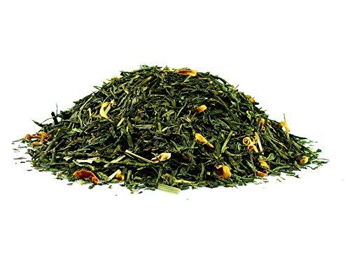 Cactus Fig Luxury Flavoured Green Loose Leaf Tea 100g
