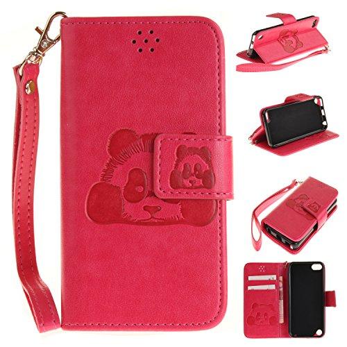 leather-case-cover-custodia-per-apple-ipod-touch-5-6-g-ecoway-caso-copertura-telefono-panda-goffratu