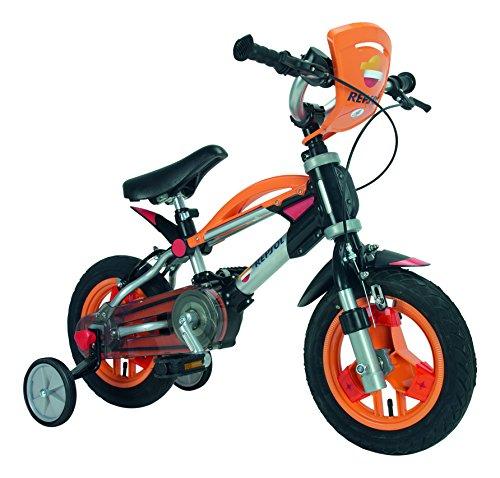 INJUSA Elite Fahrrad 16Girl orange -