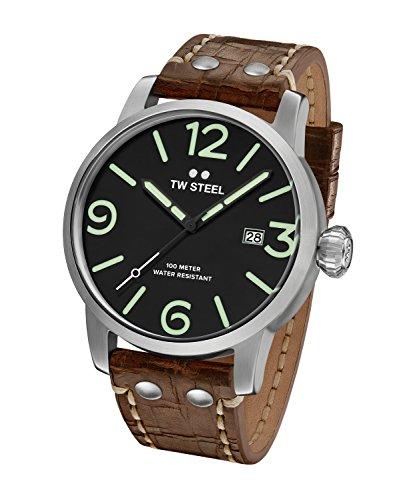TW Steel Reloj Analogico para Hombre de Cuarzo MS12