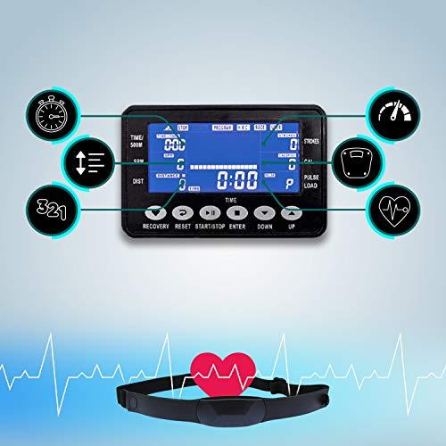 RA14 Rudergerät Magnetic Rower Cardio AsVIVA Bild 2*