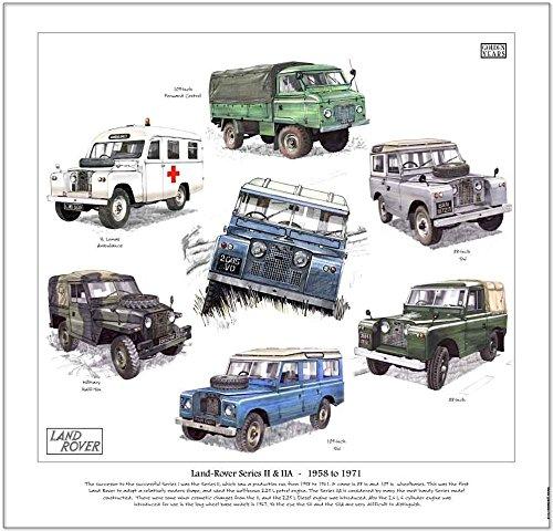 land-rover-classic-series-2-print-88in-109in-break-avancee-demi-ton-pret-a-etre-encadre