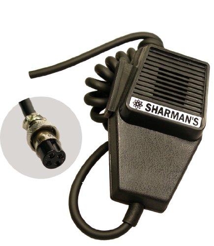 cb ham radio microphone mic uniden 4 pin plug wiring rh shop thebreakersyard com