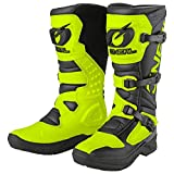 O'Neal Unisex Motocross Stiefel RSX Boot, Neon Gelb, 44, 0334-1