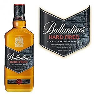 Ballantine's Hard Fired Blended Scotch Whisky, 70 cl from Pernod Ricard UK Ltd