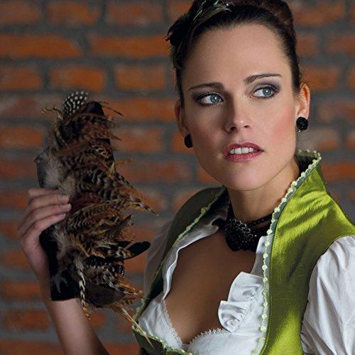 Alpenflüstern -  Vestito Dirndl  - Donna Marrone (marrone)