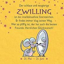 Zwilling: Sternzeichenbücher
