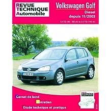 Rta 680.2 Vw Golf V Tdi Depuis 11/2003