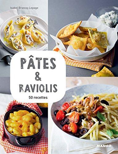 Pâtes & raviolis (Vidéocook) par Isabel Brancq-Lepage