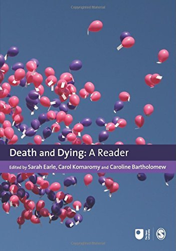 Death and Dying: A Reader (Published in association with The Open University) (November 18, 2008) Paperback