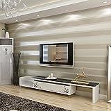 Tapete Fototapete Wallpaper 3D schwarze Streifen können vertikale Streifen Tapete kleben sicher sein. , type 2