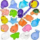 Juguetes de baño, Chickwin Juguetes de baño para bebés Juguetes de baño para niños Juguetes para niños (10pcs)