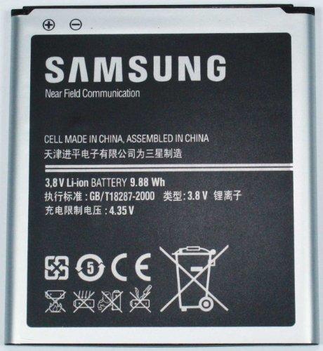 Samsung B600BE 2600mAh Original Akku mit NFC für Galaxy S4i9500/i9505(Bulk Verpackung) Oem-akku Note 3