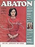 Abaton 1 2017 Jackie Kennedy Zeitschrift Magazin Einzelheft Heft Kino Cinema Hollywood