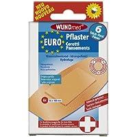 Wundmed Euro-Pflaster 50 mm x 100 mm, 6er, wasserabweisend preisvergleich bei billige-tabletten.eu