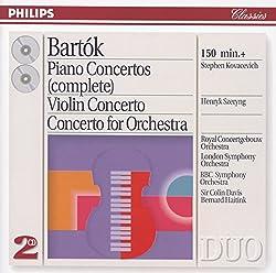 Klavierkonzerte 1-3 Violinkonzert