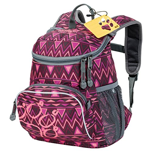 JACK WOLFSKIN Rucksack LITTLE JOE, rose navajo, ONE SIZE, 26221-7944 rose navajo