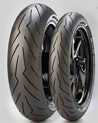 Preisvergleich Produktbild Pirelli Diablo Rosso III Paar 120/70ZR17180/55ZR17