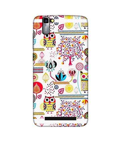Print Ocean Printed Designer Soft Silicone TPU Mobile Back Case Cover for Xolo Era 2 4G