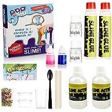 DmHirmg Slime Making Kit for Girls,DIY Slime Kit for Girls How to Make Slime