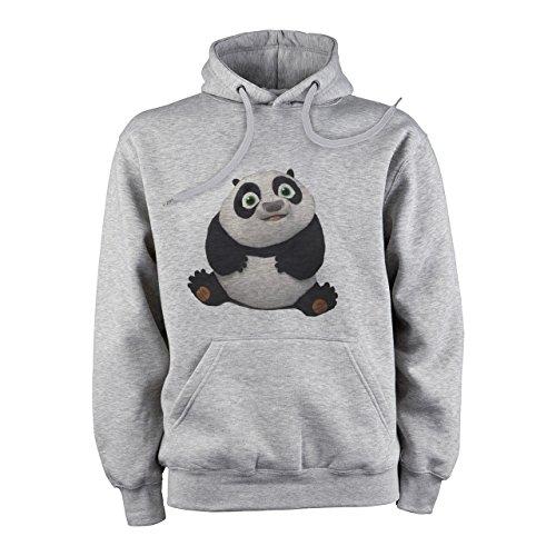 Kung Fu Panda Baby Form Large Unisex Hoodie (Kung Fu Panda Outfit)
