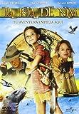 La isla de Nim (Nim's island) [DVD]
