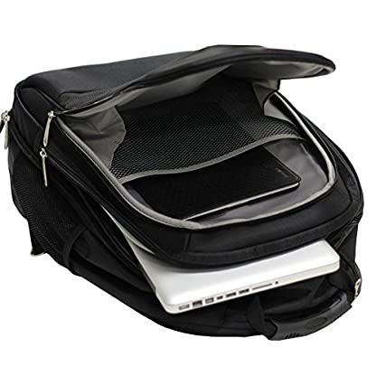 516gX5XfmhL. SS416  - Bolsa con Ruedas para Portatil Marqua Alistair Airo - 17 Pulgadas - Ultra Ligero - Color Negro