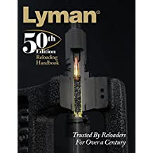 Lyman 50th Edition Reloading Handbook (English Edition)