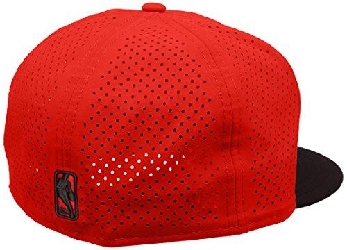 New Era Herren Cap Team Ripstop Perf Chibul Otc scarlet