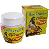 Hari Darshan Pure Kumkum Chandan Tika Paste 40gm (Pack Of Four)