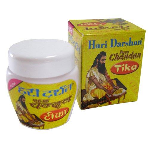 40GMS Hari Darshan Chandan-Sandelholz-Paste, pur, für Tika und Gebete