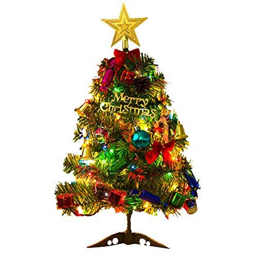 2c3ffb57599 Árbol de Navidad Puntas Little-Presents – Árbol de Navidad Artificial con  LED Luz Superior