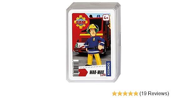 Kosmos 741679 - Feuerwehrmann Sam Mau-Mau Kids: Amazon.de: Spielzeug