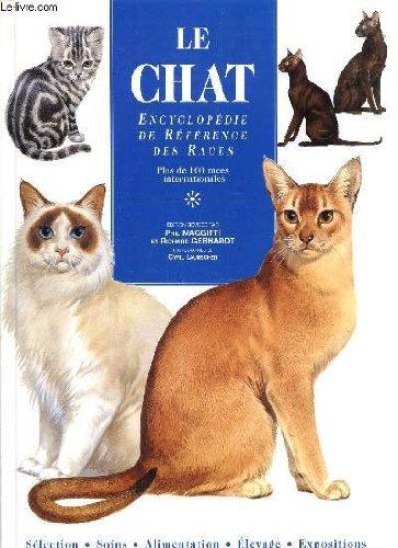 "<a href=""/node/139904"">Le chat. encyclopedie de reference des races</a>"
