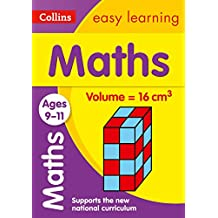 Maths Ages 9-11 (Collins Easy Learning)