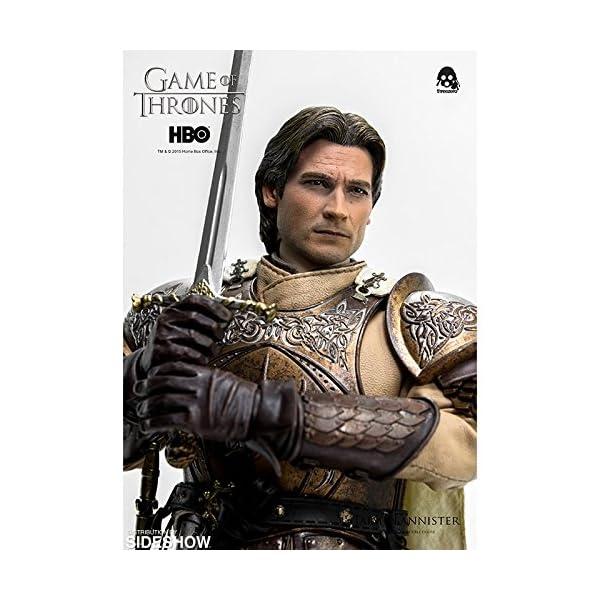 Figura de colección Three Zero Game of Thrones: Jaime Lannister (1/6) 8