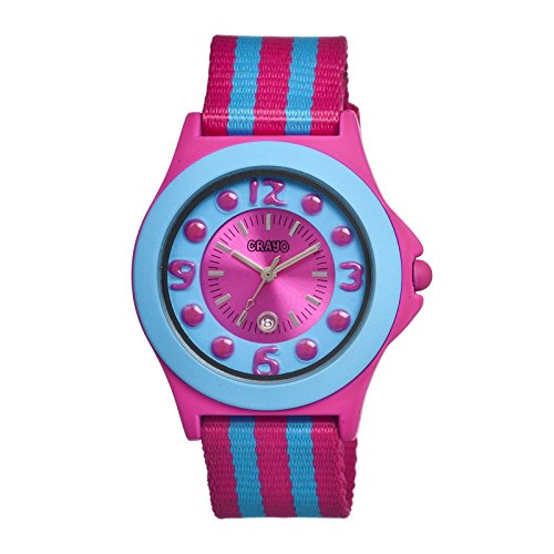 crayo-cr0708-carnival-montre-multicolor-cracr0708