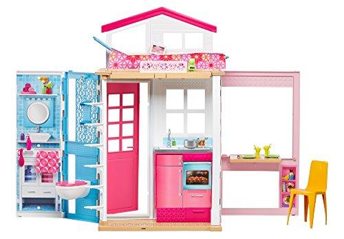 Barbie DVV47 - Casa Componibile senza Bambola Barbie