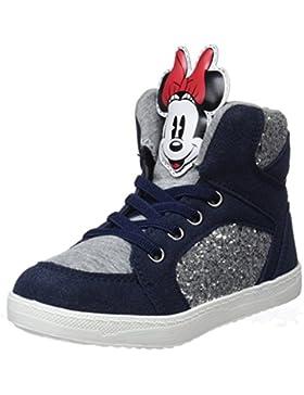 Zippy Sneakers, Zapatillas Altas Para Niñas