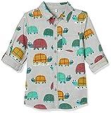 #5: Marks & Spencer Boys' Animal Print Regular Fit Shirt