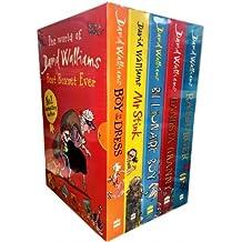 The World Of David Walliams Box Set